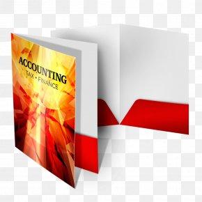Marketing - Paper Presentation Folder Color Printing File Folders PNG