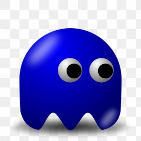 Pictures Of Bad Guys - Pac-Man Ghost Clip Art PNG