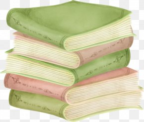 A Stack Of Old Books - Book PNG