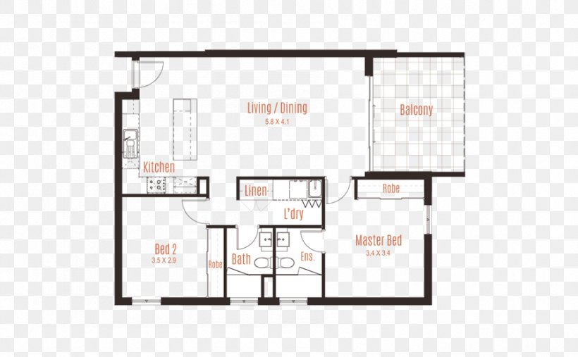 Floor Plan Site Plan, PNG, 898x556px