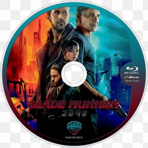 Blade Runner - Officer K Film Director Blu-ray Disc Streaming Media PNG