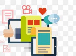 Communication Symbol Marketing - Social Media Marketing Management Clip Art Communication PNG