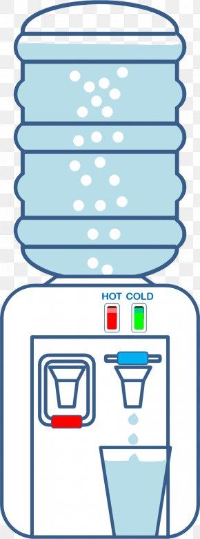 Hot Water - Water Cooler Clip Art PNG
