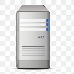 Vector Host Computer - Computer Servers Database Server PNG
