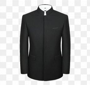 Men's Dress - Mao Suit Clothing Formal Wear Collar PNG