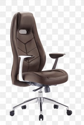 Office Chair Image - Office Chair Eames Lounge Chair PNG