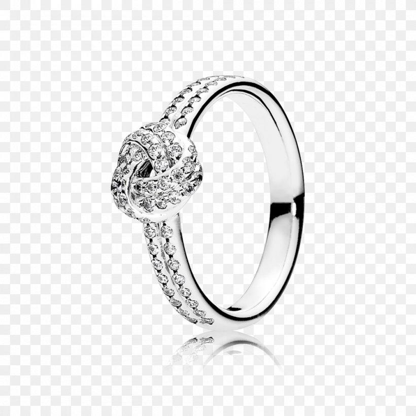Pandora Jewelry Cubic Zirconia Ring Jewellery Png 1000x1000px