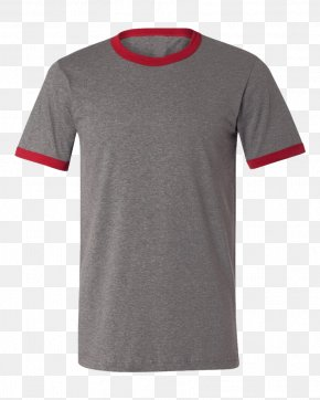 T-shirt - Ringer T-shirt Sleeve Clothing PNG