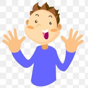 Confused Cartoon Human Behavior - Clip Art Thumb Illustration Human Behavior Product PNG