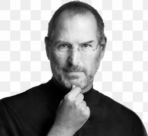 Steve Jobs - ICon: Steve Jobs Apple Park PNG