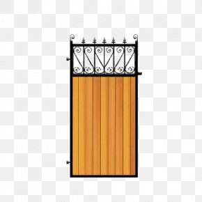 Wrought Iron Gate - Wrought Iron Gate Metal Fabrication PNG