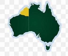 Australia - Flag Of Australia Map National Flag PNG