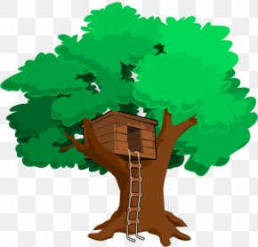 Mulberry - Tree House Clip Art PNG
