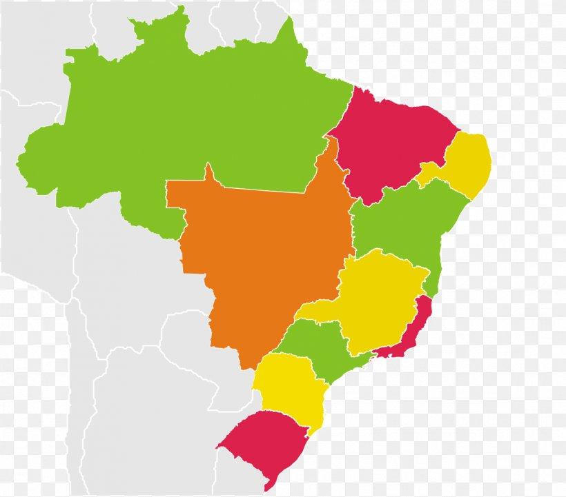 Regions Of Brazil Map Flag Of Brazil Globe, PNG, 1163x1024px ...