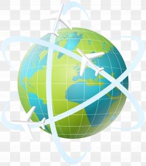 World Travel Transparent Clip Art Image - Travel Clip Art PNG