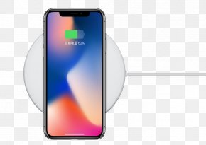 Iphone,x - IPhone X IPhone 8 IPhone 6 Plus Samsung Galaxy S8 Battery Charger PNG