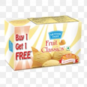 Yellow Mango Ice Cream Ball - Ice Cream Milk Kulfi Flavor PNG