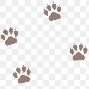 Dog Paw Prints - Pet Sitting Dog Cat Puppy Paw PNG