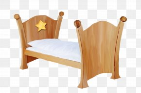 Bed - Bed Stool Bench PNG