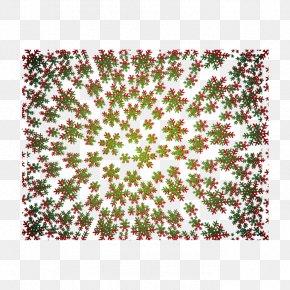 Christmas Snowflakes - Christmas Tree, Snow Santa Claus Snowflake PNG