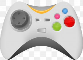 Vector Gamepad - Joystick Gamepad Video Game Console Game Controller PNG