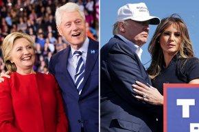 Bill Clinton - Hillary Clinton Donald Trump 2017 Presidential Inauguration President Of The United States Bill Clinton 1993 Presidential Inauguration PNG