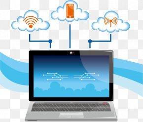 Cloud Computing Element Vector-Technology - Euclidean Vector Cloud Computing Computer Network PNG