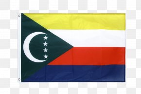 Flag - Flag Of The Comoros Flag Of The Comoros Fahne Rectangle PNG