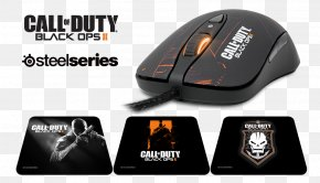 Computer Mouse - Computer Mouse Call Of Duty: Black Ops II Xbox 360 PlayStation 3 PNG