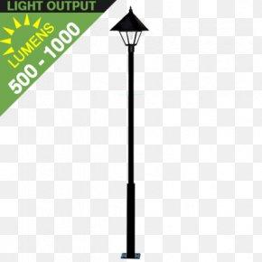 Light Post - Street Light Solar Lamp LED Lamp Lighting PNG