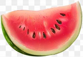 Watermelon Slice Clip Art Image - Watermelon Juice Fruit Clip Art PNG