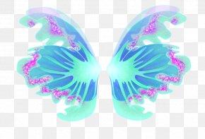 Aisha Bloom Mythix Sirenix Butterflix PNG