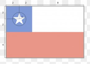 Flag - Flag Of Texas Flag Of Chile National Flag PNG