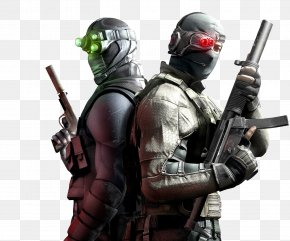 Tom Clancy's Splinter Cell: Conviction Tom Clancy's Splinter Cell: Blacklist Tom Clancy's Splinter Cell: Chaos Theory Sam Fisher Xbox 360 PNG