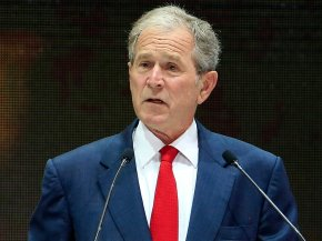 George Bush - George W. Bush President Of The United States September 11 Attacks Presidency Of Donald Trump PNG