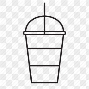 Drink Cup Cliparts - Iced Coffee Espresso Latte Cappuccino PNG
