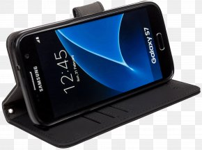 Smartphone - Smartphone Feature Phone Samsung GALAXY S7 Edge Mobile Phone Accessories PNG
