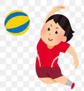 Softness - Japan Men's National Volleyball Team 全日本バレーボール高等学校選手権大会 ソフトバレーボール Sport PNG