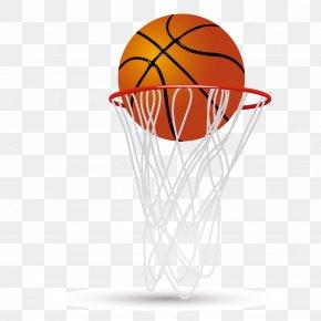 Vector Basketball Box - T-shirt Basketball Sticker Net PNG