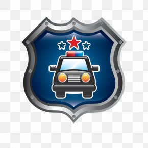 United States - United States Police Vector Graphics Image Illustration PNG