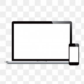 Laptop Computer And Cell Phone - Laptop Web Development Computer Mobile Phone PNG