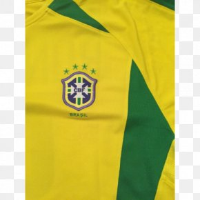 Brazil National Football Team - Brazil National Football Team 2002 FIFA World Cup 2014 FIFA World Cup Jersey Kit PNG