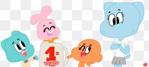 Mother's Day Mother - Gumball Watterson Rabbit Mother's Day PNG