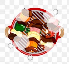 Barbecue Food - Barbecue Food Yakiniku Cuisine PNG