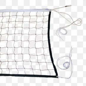 Volleyball Net - Beach Volleyball Satz Material PNG