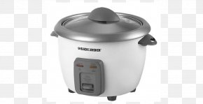 Cooking - Rice Cookers Food Steamers Black & Decker Cooking PNG