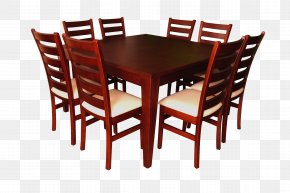 Table - Table Chair Dining Room Furniture Wood PNG