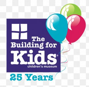 Kids Room - The Building For Kids Logo Museum Child Balloon PNG