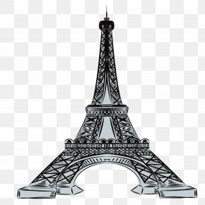 Vector Paris Tower - Eiffel Tower November 2015 Paris Attacks Xc9goxefste PNG