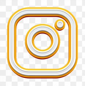Yellow Instagram Icon - Instagram Icon PNG
